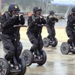 セグウェイが対テロ軍事利用!?海外中国で 日本で公道走行!?