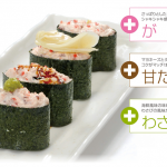 TBS放送!長野で大人気かっぱ寿司のサラダ軍艦の中身は何なのか具を調査!