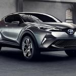 トヨタC-HR Conceptの魅力はプリウス並みの燃費と使いやすい大きさ【2015東京モーターショー出展車】爽快小型クロスオーバー